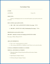 Resume For People With No Job Experience Best of Resume For Students With No Experience Resume College Student No