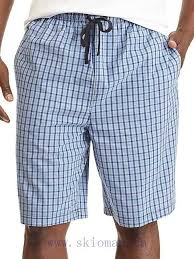 Mens pyjama shorts