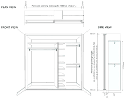 sliding glass door dimensions standard