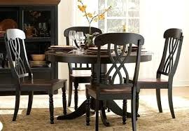 dining table solid wood round dining table in a 2 tone solid wood solid wooden dining room table