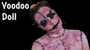 voodoo doll makeup tutorial original mugeek vidalondon