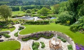 Small Picture Garden Designing Interior Design