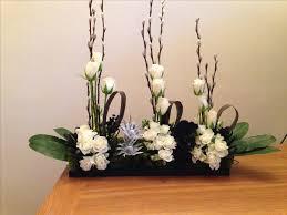 Znalezione obrazy dla zapytania modern flower arrangement ideas