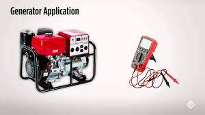 Generator Selection Sizing With A Franklin Motor