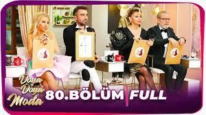 Tv8 - Doya Doya Moda 80. Bölüm | 13.03.2020