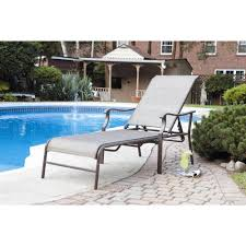 Fold Up Chaise Lounge Aspen Outdoor Wicker Adjustable Chaise Lounges W Cushions Set Of