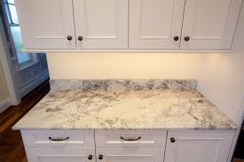 super white quartzite countertops traditional kitchen dc metro