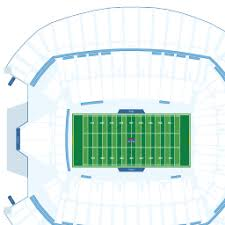 Centurylink Field Interactive Football Seating Chart