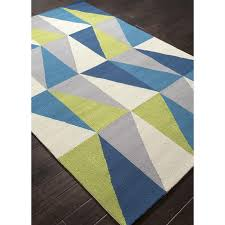 indoor outdoor rug co14 rugada com jaipur colours geometric pattern polypropylene blue