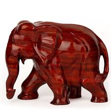 get ations tz fast mahogany wood carving elephant feng shui wood rosewood solid wooden elephant ornaments lucky elephant