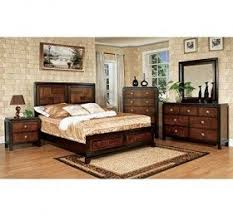 oriental style bedroom furniture. Patra Asian Contemporary Style Acacia Walnut Finish 6-Piece Bedroom Set Oriental Furniture M
