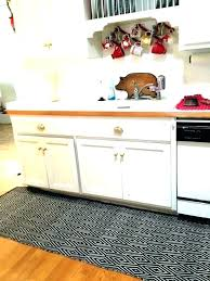 rug runners for kitchens kitchen runner washable