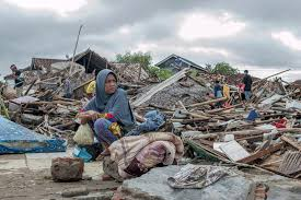 Tsunami warning system said a tsunami watch was in effect for american samoa and cited a. Tsunami In Indonesia Kills Over 280 With No Warning Or Quake The New York Times