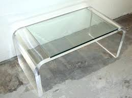 clear acrylic coffee table cool tables charming for home furniture with uk clear acrylic coffee table