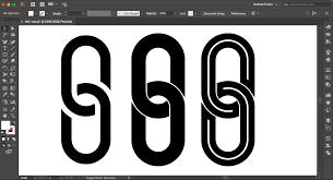 How To Create Chain Link Icon In Adobe Illustrator Cc Vectortwist