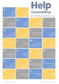 A Z Fundraising Guide Help Counselling