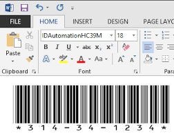 Barcode Mil Size Chart Free Medium Size Code 39 Font Discontinued