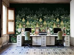 office wallpaper ideas. home office decorating with wallpaper ideas s