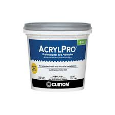 custom building products acrylpro 1 qt