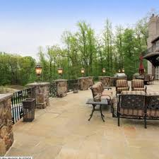 stamped concrete patio ideas and designs
