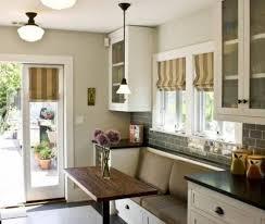 Built In Kitchen Seating Built In Kitchen Seating Bench Pollera