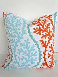Best 25 Coral throw pillows ideas on Pinterest