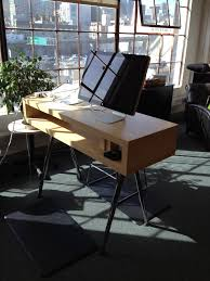 Plain Ikea Standing Desk Galant Posted To Ideas