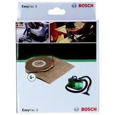 «<b>Бумажные мешки</b> для <b>Bosch</b> EasyVac 3, 5 шт. 2609256F34 ...
