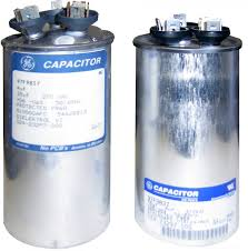 air conditioning not blowing cold replace your capacitor or contactor a bulging capacitor like the one on the left is a sign it s gone