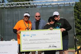 Alton Miles for Meso Raises $40,000 for Asbestos Charity - Simmons Hanly  Conroy
