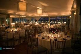 battery gardens restaurant wedding candlelit reception new york city photo