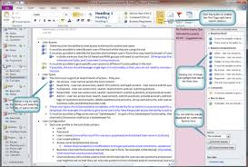 Onenote 2010 Templates Introduction To Microsoft Onenote 2010 For Business Analysts Bawiki