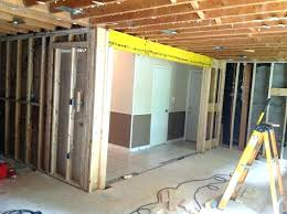 removing load bearing wall cost cost to remove a non load bearing wall architectural drawings additions removing load bearing wall cost
