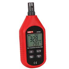 <b>UNI</b>-<b>T UT333</b> Мини LCD цифровой термометр <b>Гигрометр</b> воздуха ...