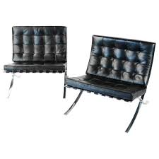 Mies van der Rohe Barcelona Chair by Knoll International, Edition ...