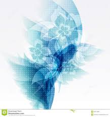 Brochure Background Design Flower Brochure Template Background Design Vector Stock Vector