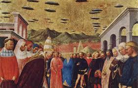 Biblical UFO Paintings (Page 1) - Line.17QQ.com