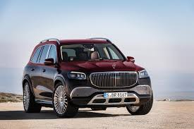 Finding the right automotive pairing for our decorative fountain. 2021 Mercedes Maybach Gls 600 News What Makes It Worth 160 000