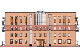 Дипломный проект ПГС реконструкция этажного общественного здания  Реконструкция 3 этажного общественного здания с надстройкой 2 х этажей в г Москва