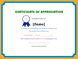 Certificate Of Excellence Template Word Amazing Employee Certificate Of Appreciation Work Pinterest