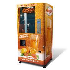 Orange Juice Vending Machine Australia Enchanting Oranfresh Fiorange Oy Exhibitors Products Fastfood Café