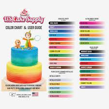 Americolor Airbrush Color Chart Americolor Metallic And
