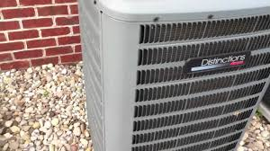 amana distinctions central air conditioners amana distinctions central air conditioners