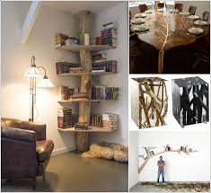 nature inspired furniture. 25 Cool Tree Inspired Furniture Designs You\u0027ll Love 1 Nature