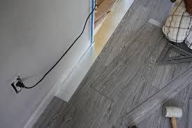 installing allure vinyl plank flooring over concrete ideas
