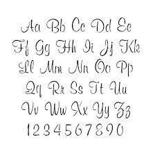 Free Printable Stencil Letters Templates Letter To Print