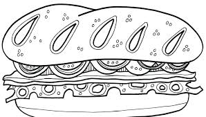 ice cream sandwich coloring pages. Coloring Pages Of Food Ice Cream Sandwich Page As Well For