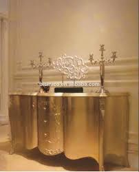 Console Tafels Verkoop Hete Serie Tafelluxe Woonkamer Decoratieve