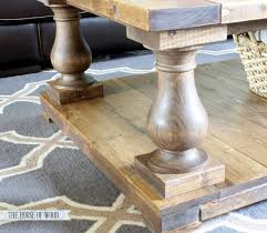 barade coffee table