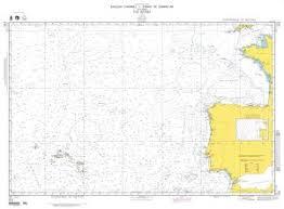 Oceangrafix Nga Nautical Chart 103 English Channel To